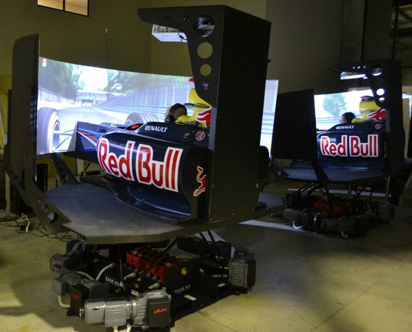 formula one racing simulation - photo #16