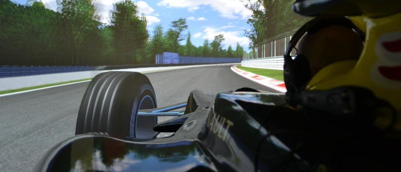 Racing Motion Simulators