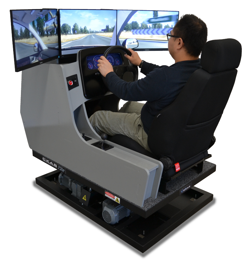 CKAS MiniSim Car Simulators