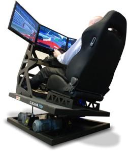 Ckas Thruxim Motion Simulator