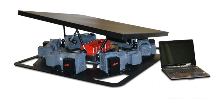 6dof Low Cost Motion Systems And Platforms